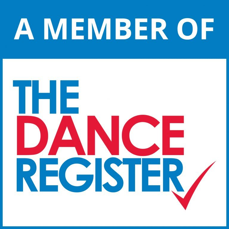 A Member of The Dance Register