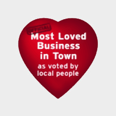 Most Loved Business in Greenwich