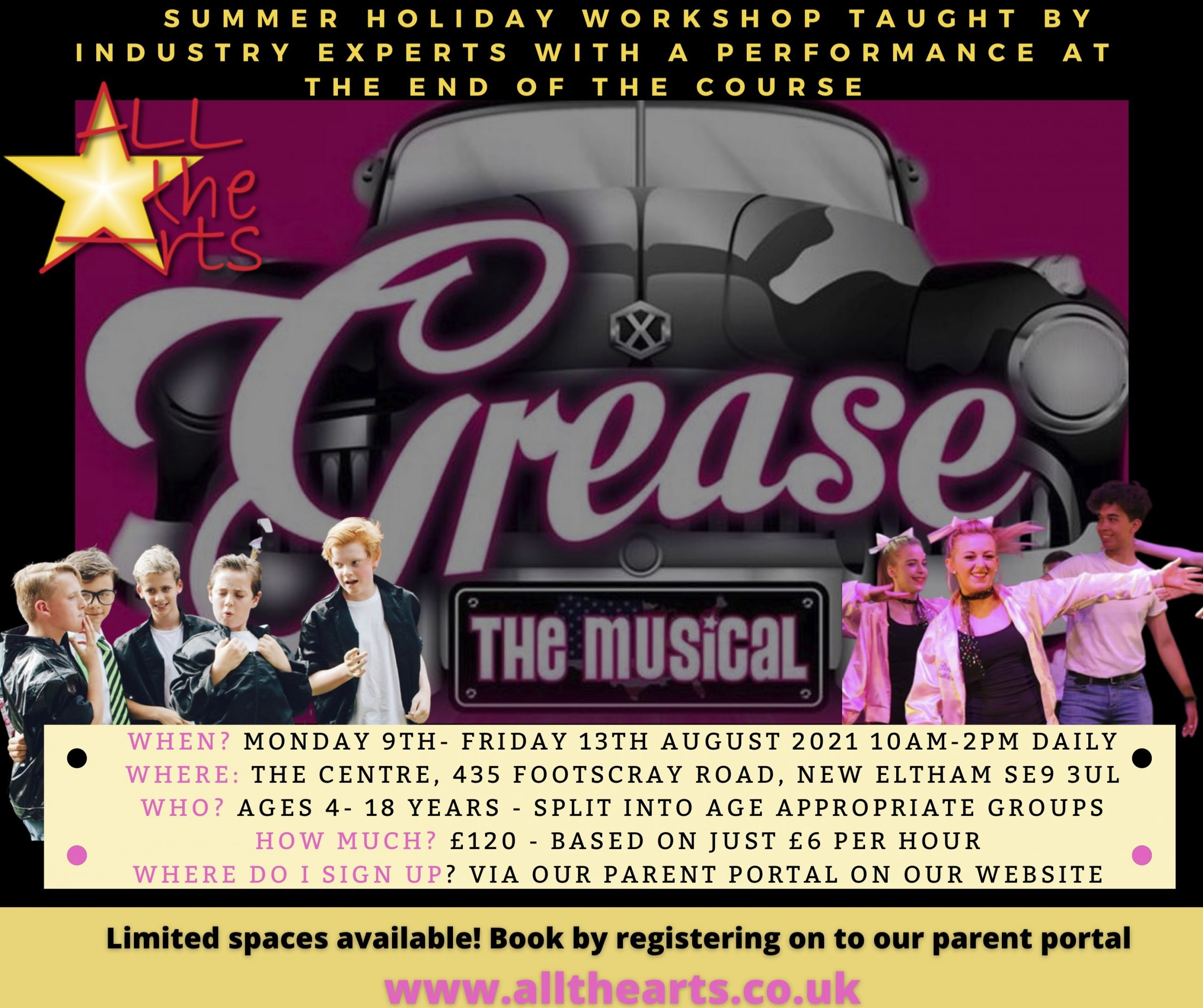 Grease course