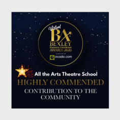 Bexley Business Awards Runner Up
